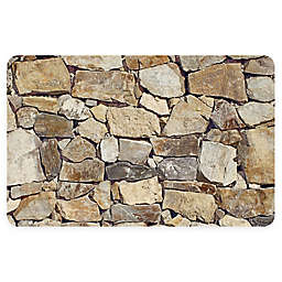 FoFlor Casterly Rock Kitchen Mat in Natural