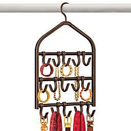 Lynk Double Sided 15-Hook Accessory Hanger