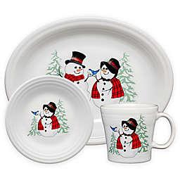 Fiesta® Snowman Serveware Collection