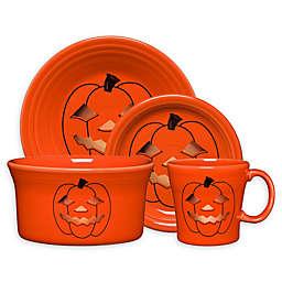 Fiesta® Halloween Glowing Pumpkin Dinnerware Collection