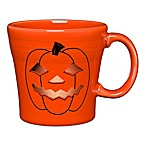 Fiesta® Halloween Glowing Pumpkin Tapered Mug in Orange