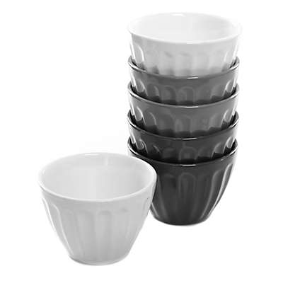 Gibson 6-Piece Small Ice Cream Bowl Set