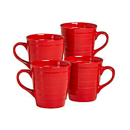 Over and Back® Centric Coffee Mugs (Set of 4)