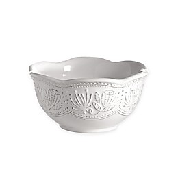 Over and Back® Antique Bowls in White (Set of 4)