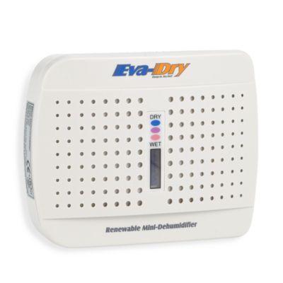 Eva Dry Renewable Mini Dehumidifier Bed Bath Amp Beyond