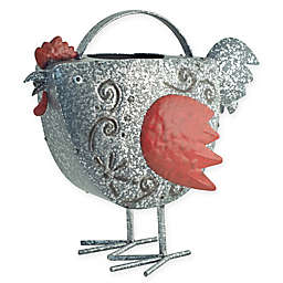 Boston International Hen Watering Can in Very Red