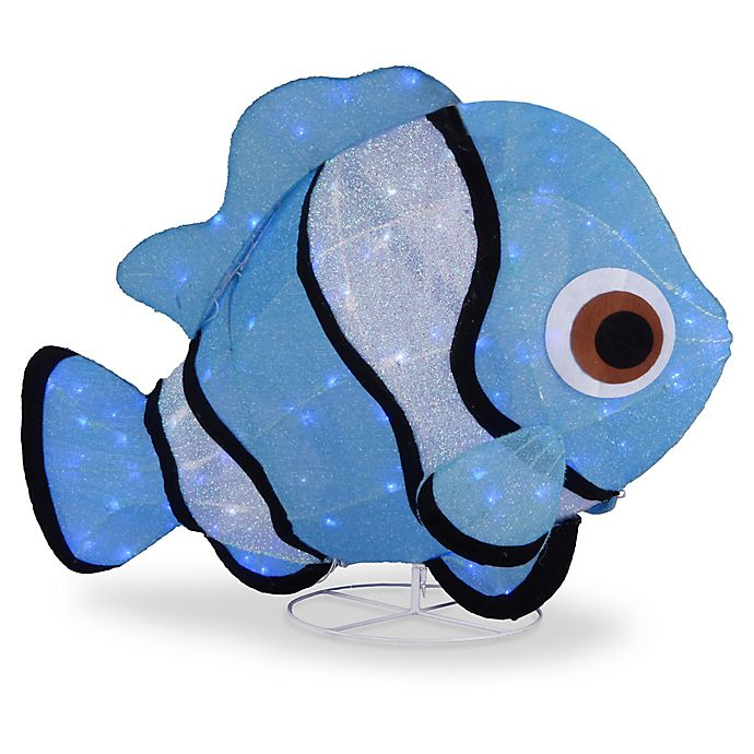 National Tree Company Clownfish Led Lighted Indoor Outdoor