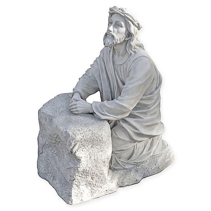 Alternate image 1 for Design Toscano Jesus in the Garden of Gethsemane Statue