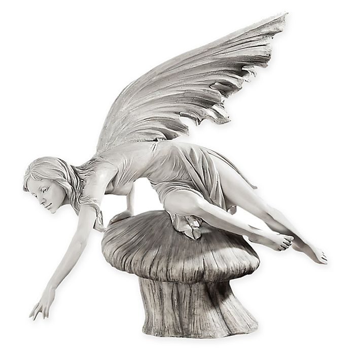 Alternate image 1 for Design Toscano The Daydream Fairy Sculpture