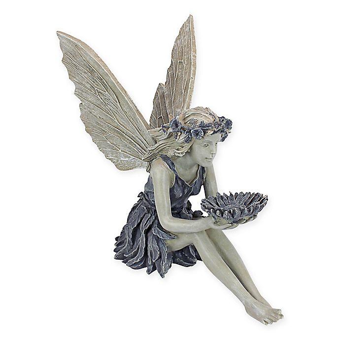 Alternate image 1 for Design Toscano The Sunflower Fairy Statue