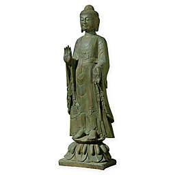 Design TOSCANO® The Enlightened Buddha Sculpture in Bronze