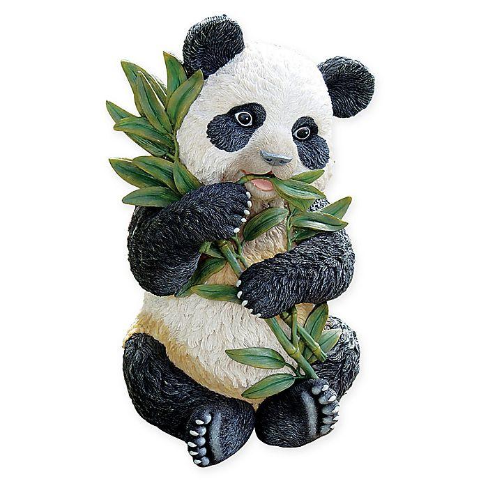 Alternate image 1 for Design Toscano Tian Shan the Asian Panda Sculpture