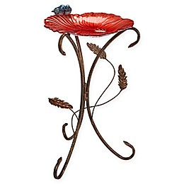 Precious Moments® Flower Petal Bird Bath
