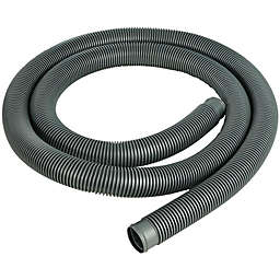 Pool Central Heavy-Duty Pool Filter Connect Hose in Silver