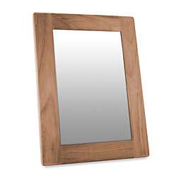 Waterbrands™ SeaTeak® Rectangular Teak Mirror