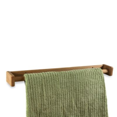 Waterbrands Seateak 174 Small Towel Rack Bed Bath Amp Beyond