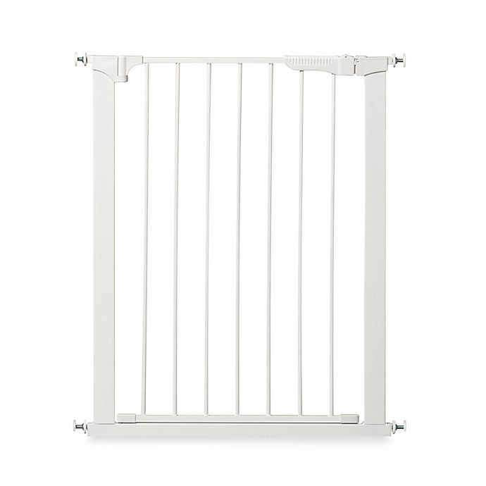 Kidco Gateway Extra Tall And Wide Auto Close Pressure Mount Gate In