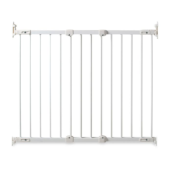 Alternate image 1 for KidCo® Angle Mount Safeway® Gate in White