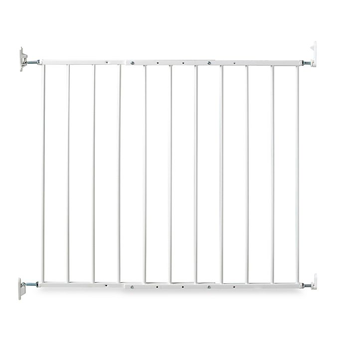 Alternate image 1 for KidCo® Safeway® Gate in White