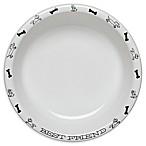 Fiesta® Medium Dog Bowl in White