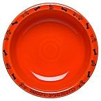 Fiesta® Large Dog Bowl in Poppy