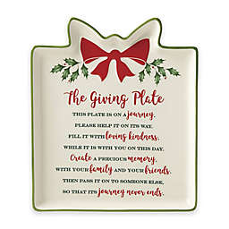 Lenox® Hosting the Holidays™ Gift Giving Plate