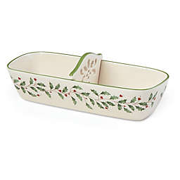 Lenox® Holiday™ Cracker Basket
