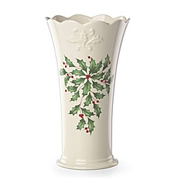 Lenox® Holiday™ Archive 9-Inch Vase