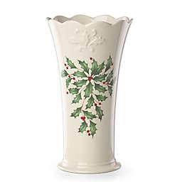 Lenox® Holiday™ Archive 9-Inch Vase