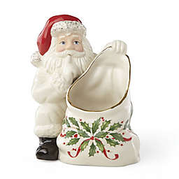 Lenox® Hosting the Holidays™ Santa Candy Dish