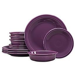 Fiesta® 12-Piece Classic Dinnerware Set