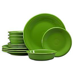Fiesta® 12-Piece Classic Dinnerware Set in Shamrock