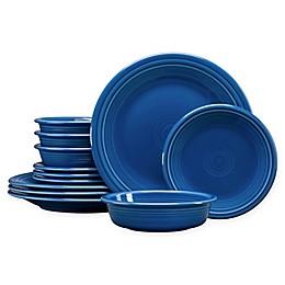 Fiesta® 12-Piece Classic Dinnerware Set in Lapis