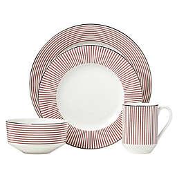 kate spade new york Laurel Street™ Red Dinnerware Collection