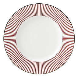 kate spade new york Laurel Street™ Red Accent Plate