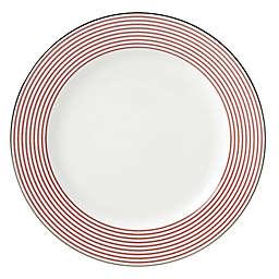 kate spade new york Laurel Street™ Red Dinner Plate