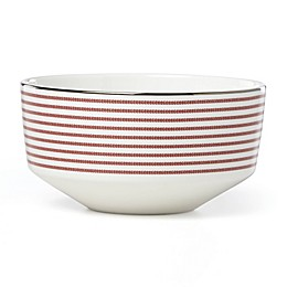 kate spade new york Laurel Street™ Red Soup/Cereal Bowl