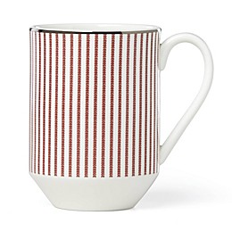 kate spade new york Laurel Street™ Red Mug