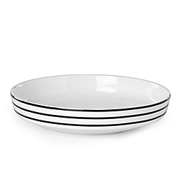 kate spade new york Primrose Drive™ Stripe Pasta Bowl