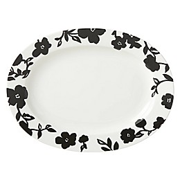 kate spade new york Primrose Drive™ Floral 10-Inch Oval Platter