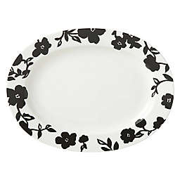 kate spade new york Primrose Drive™ Floral 10-Inch Oval Platter