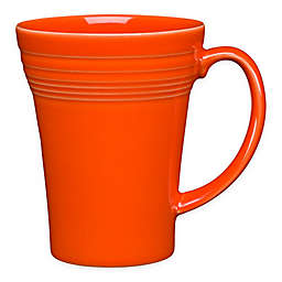 Fiesta® Bistro Latte Mug in Poppy