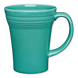 Fiesta® Bistro Latte Mug in Turquoise