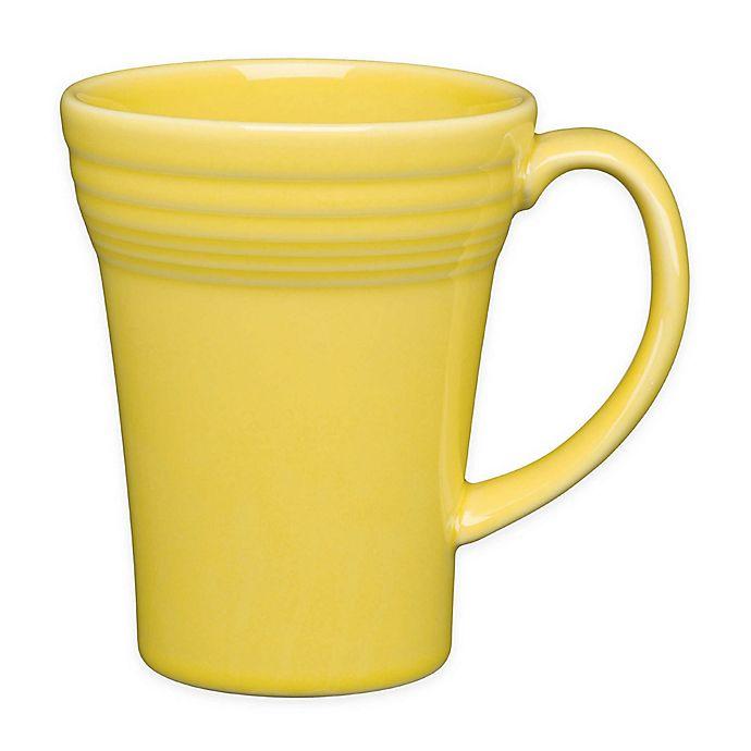 Alternate image 1 for Fiesta® Bistro Latte Mug in Sunflower