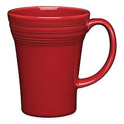 Fiesta® Bistro Latte Mug in Scarlet
