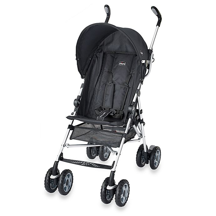 Alternate image 1 for Chicco® Ct 0.6™/Capri™ Stroller in Black