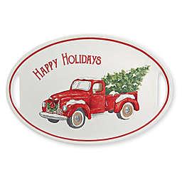 Mud Pie® Circa Christmas Red Truck Platter