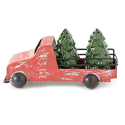 Mud Pie® Circa Christmas 3-Piece Salt & Pepper Shaker Set