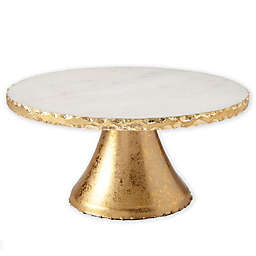 Mud Pie® Marble Cake Stand