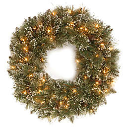 Christmas Decorations Wreaths Garlands Bed Bath And Beyond Canada